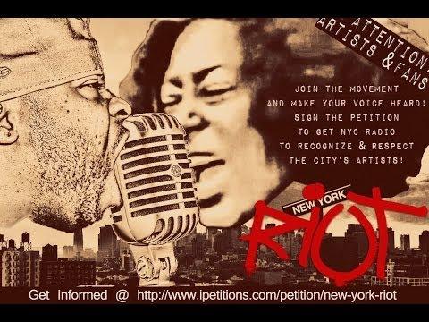 "@MzOnPointPromo Presents: @Queen_Blizzy ""New York Riot"""