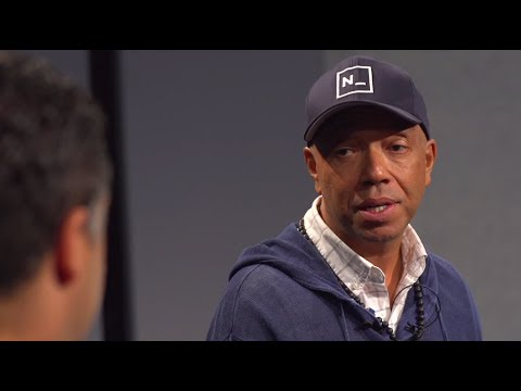 Russell Simmons - 'Be Still And Be Successful'