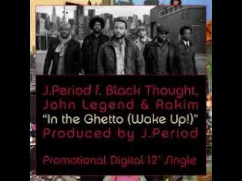 Black Thought & Rakim - In The Ghetto (Wake Up)