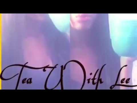 Tea With Lee. Episode 8; Ciara gets dragged AGAIN