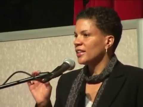 Michelle Alexander at Riverside - The  New Jim Crow convict under caste