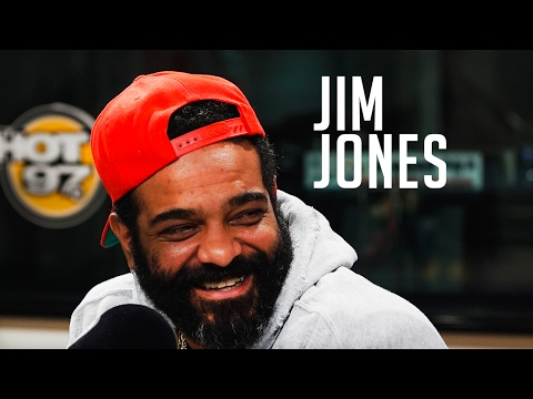 Jim Jones Talks Dipset Break Up, Jay-Z, Max B, French Montana, Mona Scott, Rocnation + More