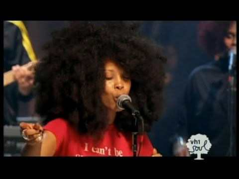 Erykah Badu – Live From VH1 Soul Stage (2008)