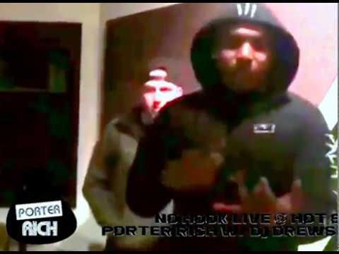 **No HooK** x Porter Rich  Premiering by DJ Drewski Hot97 & L&HHny