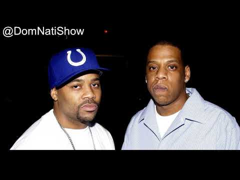 Dame Dash Says Kanye Is Imbalanced; Tells All About Jay-Z's Rocawear