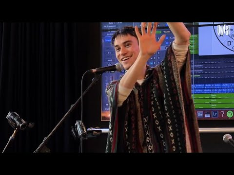 Jacob Collier Qwest Masterclass (Paris)