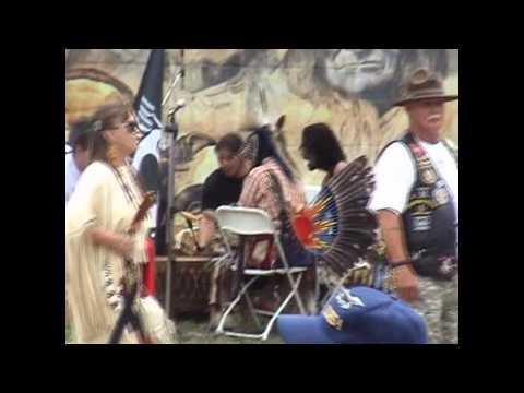 Cherokee County Indian Festival 2012.wmv