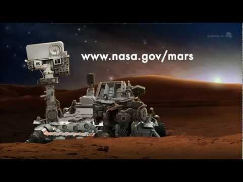 ScienceCasts: Mars Landing Sky Show