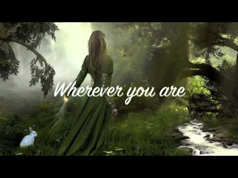 Within Temptation feat. Anneke van Giersbergen~ Somewhere- Acoustic Version (lyrics)
