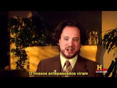 Ancient Aliens [S01E00] (Legendado) Chariots, Gods & Beyond