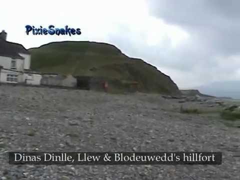 Wales 2006: Snowdonia, Cerridwen, Blodeuwedd, Arianrhod
