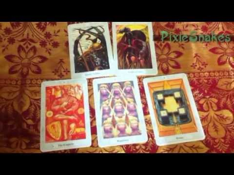 Inspirational Tarot Reading: Readings for All Beings August 3, 2014