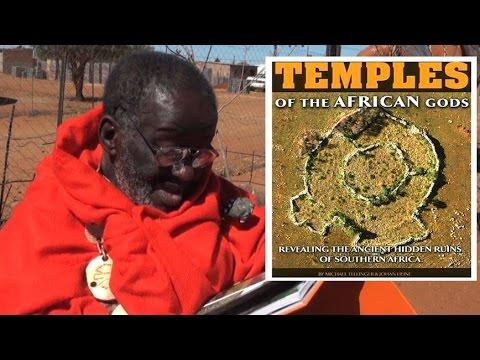 Credo Mutwa heavily criticizes Michael Tellinger, Sept 2010