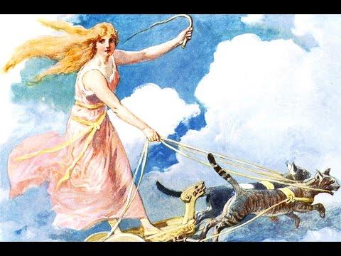 Norse Goddess Freya Theme Song