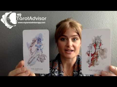 USA Presidential Election 2016 My Tarot Advisor Overview by Laura