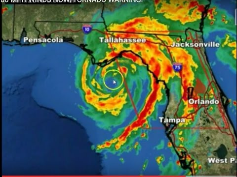 FLORIDA COAST COULD BE DEVASTATED!