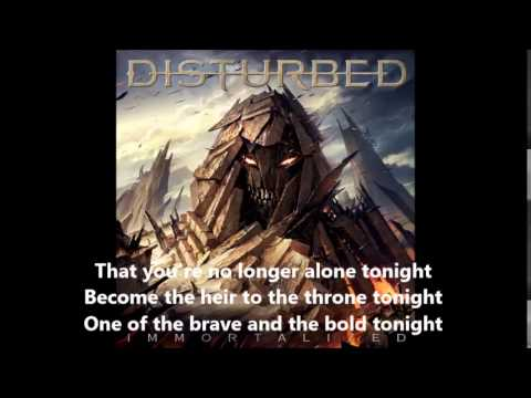 Disturbed The Brave and The Bold Lyrics