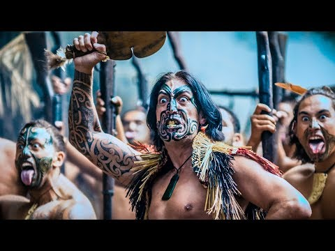 ALIEN WEAPONRY - Kai Tangata (Official Video) | Napalm Records