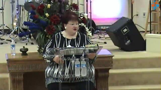 Teaching & Activation re: Personal Prophetic Ministry - Joni Ames