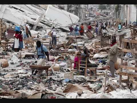 "Haiti Earthquake- Natalie Grant Song - ""Held"""