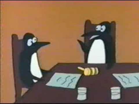 Pavorreal en la tierra de los pingüinos