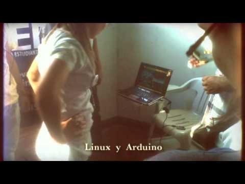 Arduino y Linux - Juan Carlos Ramirez (Colombia)