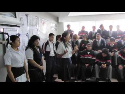 EXPOSICIÓN DEL PLAN LECTOR CON PROF MOROTE  - HENRY ROSILLO LARIOS