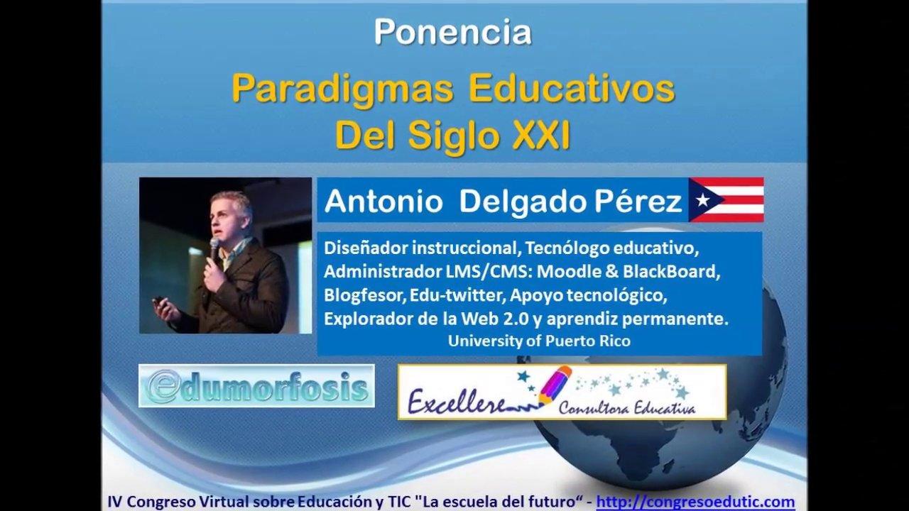 Ponencia de Antonio Delgado 1a parte