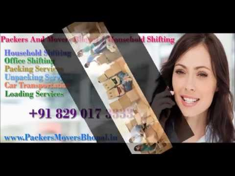 Packers movers Bhopal @ PackersMoversBhopal in