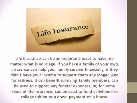 Know More About Life Insurance