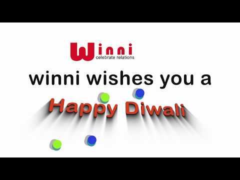Winni - Wishes a very happy Diwali