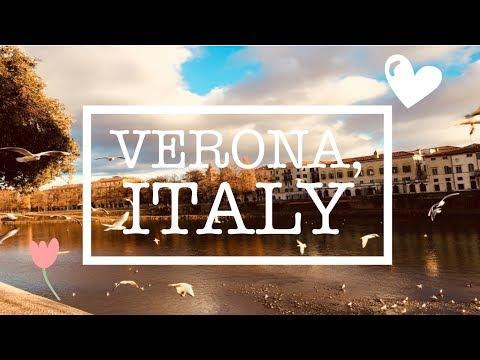 Verona, Italy | Sasha O'Hare ( Vlog )
