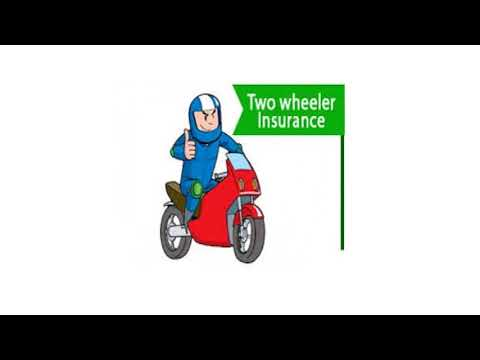 Buy Two Wheeler Insurance Online Policy