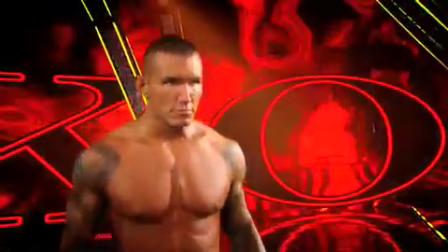 WWE Randy Orton's DVD