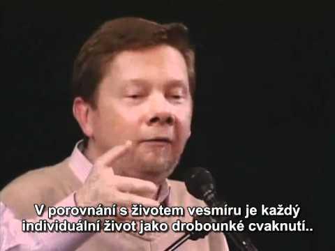 O tom co je prioritní - Eckhart Tolle (CZ) české titulky