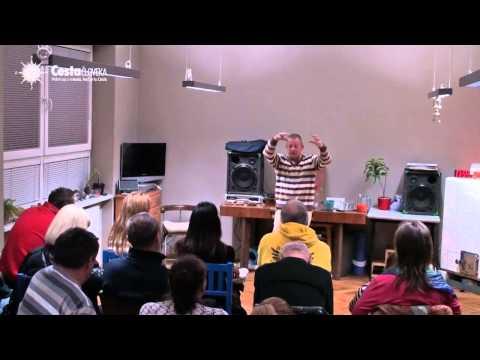 Prednáška filozofa Dr. Pavla Vyletela v Topoľčanoch 27.2.2014 - 1.časť