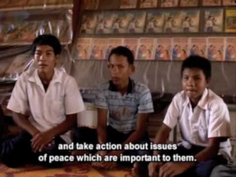 World Vision Cambodia's Peace Road March - Part 1