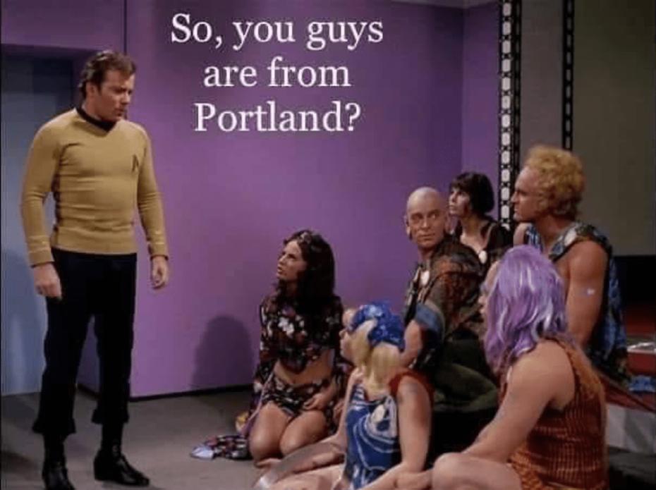 Antifa meets Kirk