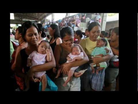 UNFPA Provides Maternal Care Following Severe Floods in the Philippines