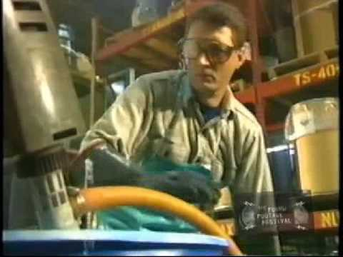 Industrial Safety FIlm - Awareness step