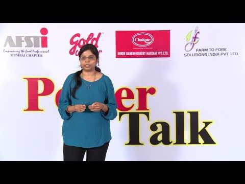 PowerTalk on Myths of Frozen Foods by Subhaprada Nishtala