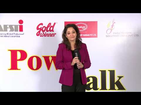 PowerTalk by Dr  Deepa Bhajekar on Entrepreneurship and Innovation