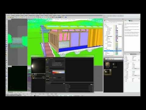 Rhino + Maxwell = Making simple emitters, using multilight