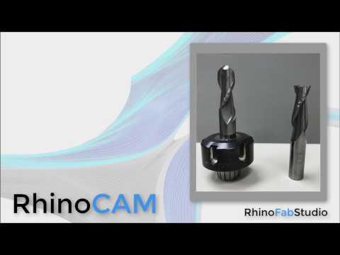 Contenido del curso de RhinoCAM 2-1/2 & 3 Ejes