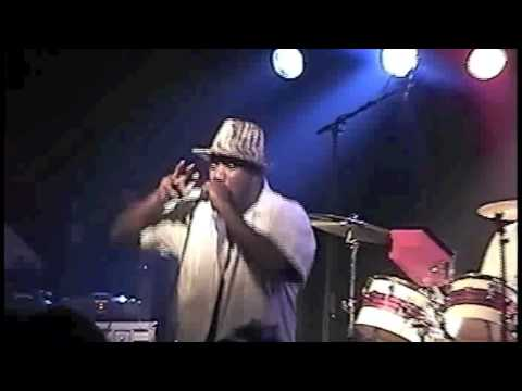 SOS Reggae Version- Live in Europe