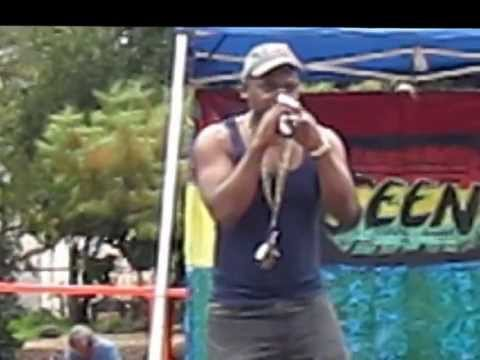 Lord Oonka Symeon - The SEEN Festival 2013 - Raggamuffin Rumble II @ People's Park