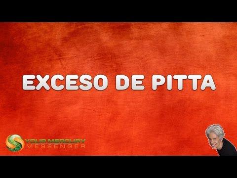 Ayurveda - Exceso de Pitta -