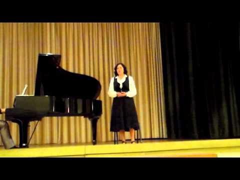 Orosz Otilia-A csitári hegyek alatt