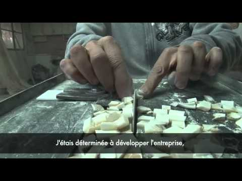 PlaNet Finance - International Microfinance Awards: Ahlam Al Yateem, Bethleem, Palestinian Territories (Crafts)