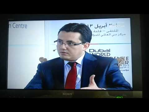 Interview with Dr. Fatih Mehmet GUL at Dubai TV